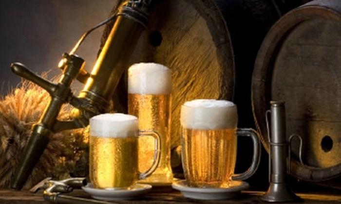 Deutsches Haus Restaurant - Kensington-Cedar Cottage: $15 for a Schnitzel and a Pint of Beer at Deutsches Haus Restaurant (Up to $30.24 Value)