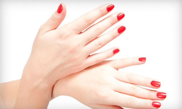 Nail Candy - Dublin: Shellac Manicure or Shellac Mani-Pedi at Nail Candy in Dublin (Up to 57% Off)
