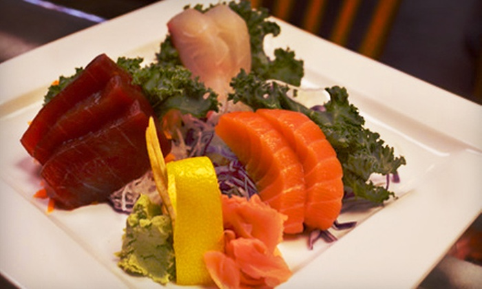 Sakari Sushi - Orlando: $12 for $25 Worth of Japanese Cuisine at Sakari Sushi in Winter Park