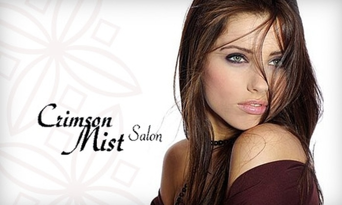 Crimson Mist Salon - Southeast Boise: $40 for $80 Worth of Hair Services at Crimson Mist Salon