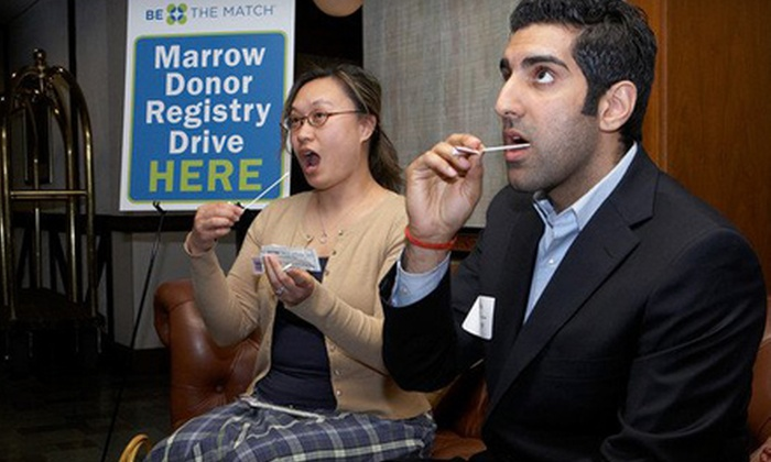 Be The Match - West Town: If 35 People Donate $10, Then Be The Match Can Add 10 New Potential Donors to the Bone-Marrow Registry
