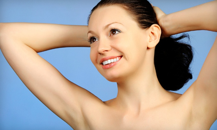 Urban Skin Solutions - Mallard Creek - Withrow Downs: $119 for Three Laser Hair-Removal Treatments at Urban Skin Solutions (Up to $360 Value)