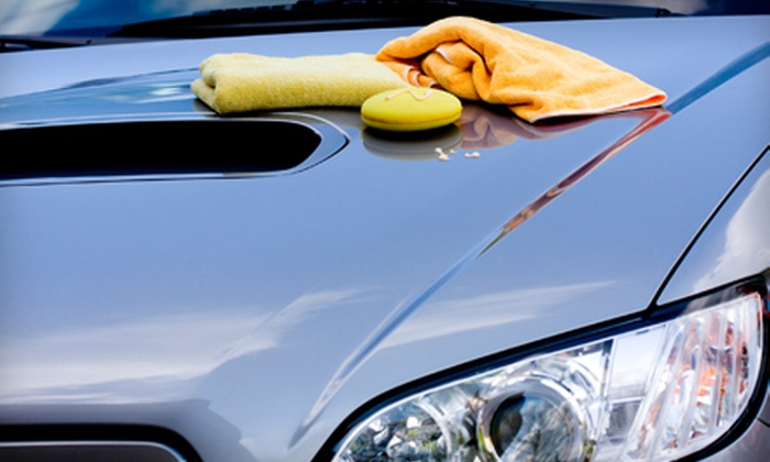 Get MAD Mobile Auto Detailing - Downtown Nashville: Auto-Detailing Services from Get MAD Mobile Auto Detailing (Up to 53% Off). Four Options Available.