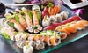 kiku - Kilbourn Town: $20 for $40 Worth of Sushi at Kiku Japanese Cuisine