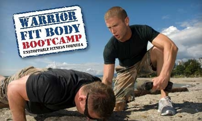Warrior Fit Body Boot Camp - West Valley: $25 for Six-Week Body Transformation Program from Warrior Fit Body Boot Camp ($146 Value)