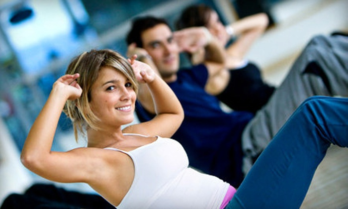 Resort Fitness - Downtown: 10, 15, or 20 Beach Ready Boot-Camp Classes at Resort Fitness in San Mateo (Up to 90% Off)