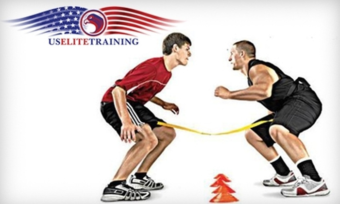 US Elite Training - Chattanooga: $50 for Two-Month Training Program at US Elite Training ($250 Value)
