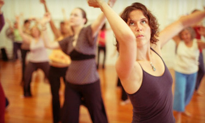 Nia with Kelly - Fruitville: 5, 10, or 20 Group Fitness Classes at Nia with Kelly in Sarasota (Up to 58% Off)