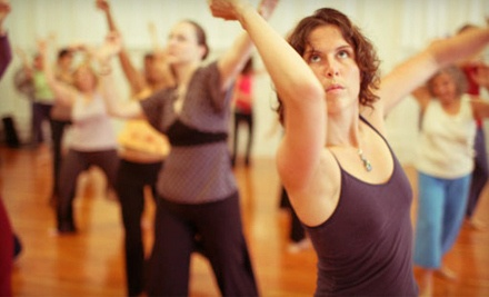5 Group Fitness Classes (a $60 value) - Nia with Kelly in Sarasota