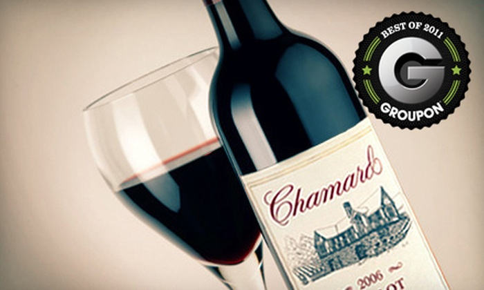 Chamard Vineyards - Clinton: $10 for a Singer-Songwriter Night and Glass of Wine for Two at Chamard Vineyards in Clinton ($20 Value)