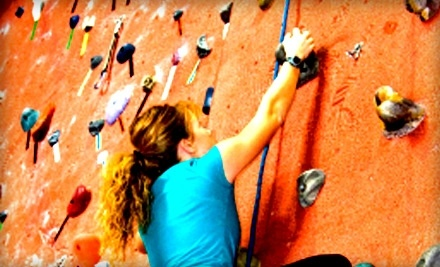 Stone Moves Indoor Rock Climbing Gym: 1-Month Rock-Climbing Pass Without Equipment Use - Stone Moves Indoor Rock Climbing Gym in Houston
