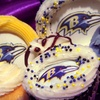 Half Off Ravens Cupcakes or Decorating Kick-Off