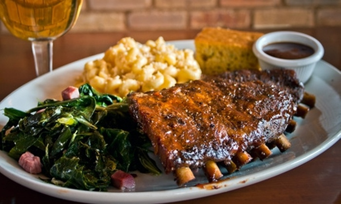 Brickhouse BBQ - Downtown Madison: $10 for $20 Worth of Barbecue Fare at Brickhouse BBQ