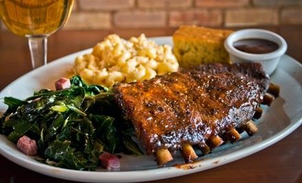 $20 Groupon to Brickhouse BBQ - Brickhouse BBQ in Madison