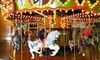 Jungle Jim's Playland - Midvale: $37 for 10 All-Day Wristbands at Jungle Jim's Playland in Midvale ($87.51 Value)