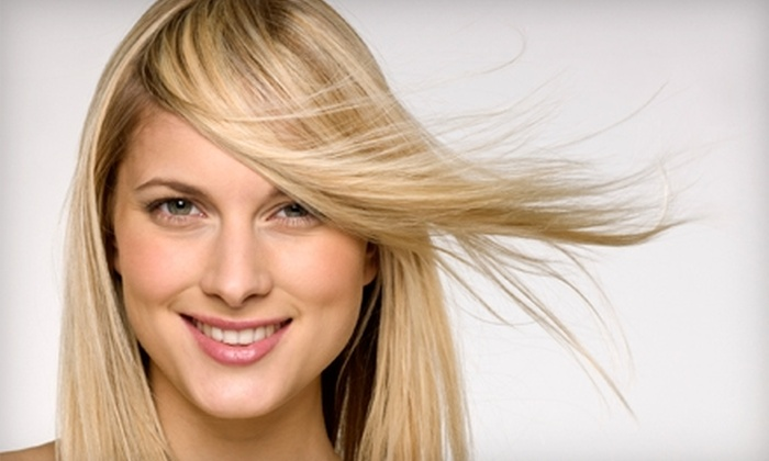 Gavora Studio - Manteca: $29 for a Haircut, Deep Conditioning, and Style at Gavora Studio (Up to $75 Value)