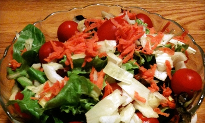 Jitters Café - Southington: $7 for $15 Worth of Organic Lunch Fare at Jitters Café in Southington