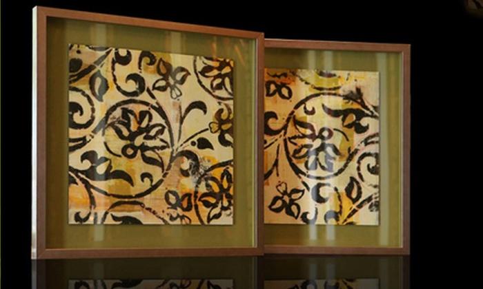 Riveting Frame & Design - Southwest Arapahoe: $29 for $100 Worth of Custom Framing at Riveting Frame & Design in Littleton