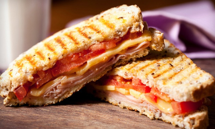 Mogan's Cafe - Los Angeles: Gourmet American Fare for Dinner or Breakfast, Brunch, and Lunch at Mogan's Cafe (Half Off)
