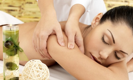 60 Minute Choice of Massage ($45) or 60 Minute Massage with 30 Minute Facial ($69) at Vitality Massage (Up to $135 Val)
