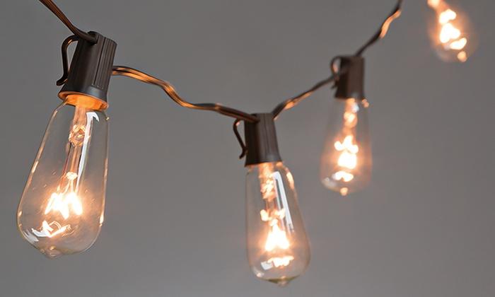 Everlasting Glow Patio Lights Groupon Goods