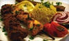 Hummus House: Mediterranean Food at Hummus House (Half Off). Two Options Available.