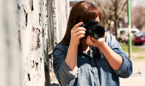 Texas Photo: One Photography Class or Safari for One or Two from Texas Photo (Up to 51% Off)