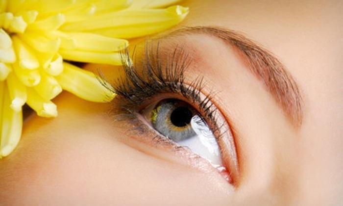 Beautiful Eyebrows - Downtown Walnut Creek: $18 for Three Eyebrow -Threading Sessions at Beautiful Eyebrows ($36 Value)