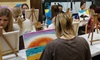 ABRAKADOODLE - Roslyn: Up to 43% Off BYOB Painting Event at ABRAKADOODLE