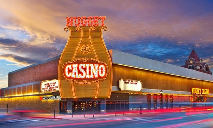 Stay at Carson Nugget Casino's City Center Hotel in Carson City, NV. Dates into December.