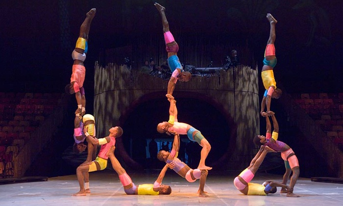 Walkin' the Line - Simmons Center Theatre: Cirque Zuma Zuma at Simmons Center Theater on February 2 (Up to 40% Off)