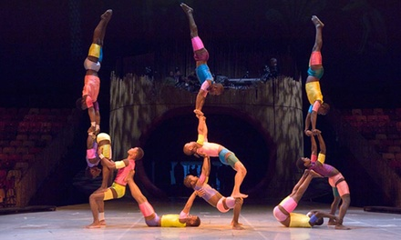 Cirque Zuma Zuma at Simmons Center Theater on February 2 (Up to 40% Off)