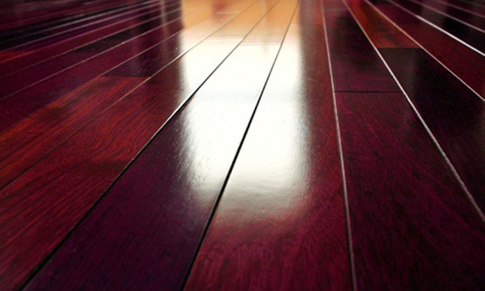 Stand By Flooring Inc. - Forestville: Refinishing for Up to 150 or 600 Square Feet of Hardwood Flooring from Stand By Flooring Inc. (Up to 59% Off)