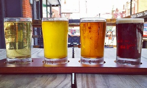 Ladder 19: Entry to Beer & Cocktail Party Event on August 13, 2016, at Ladder 19 (Up to 33% Off). Three Options Available.