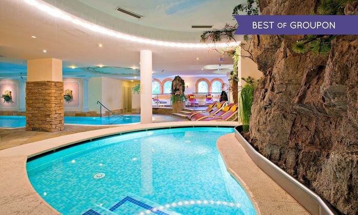 Hotel dolce casa a moena trento groupon getaways - Hotel moena piscina ...