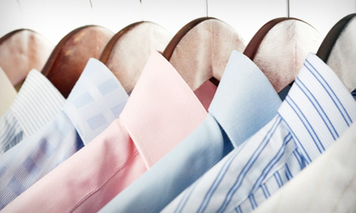Mulberrys Garment Care - Multiple Locations: $15 for $30 Worth of Dry Cleaning and Laundry at Mulberrys Garment Care