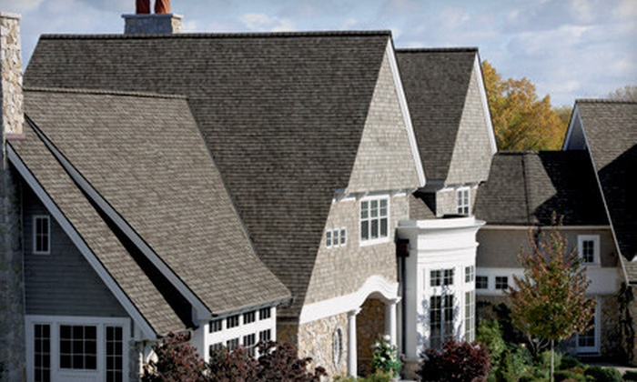 EcoBest Home Improvements - Hollywood: $149 for a Full Gutter Cleaning, Moss Treatment, and Outside Home Inspection from EcoBest Home Improvements ($300 Value)