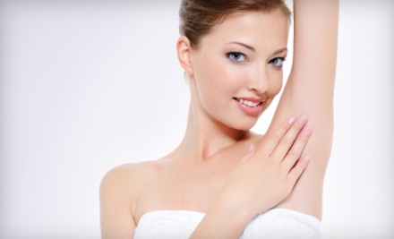 8 Laser Hair-Removal Treatments on a Small Area - Simplicity Laser Hair Removal in Boise