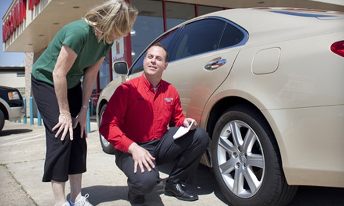Discount Tire - Multiple Locations: $30 for $100 Toward Tires, Wheels, and Installation at Discount Tire
