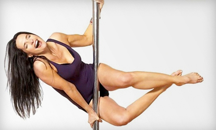 Sheila Kelley S Factor - West Town: Introductory Pole-Dance Workout Class or Two-Hour Girls' Night Out Package at Sheila Kelley S Factor (Up to 55% Off)