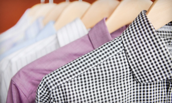 Martinizing Dry Cleaning Cincinnati - Multiple Locations: $12 for $25 Worth of Dry-Cleaning Services at Martinizing Dry Cleaning