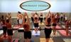 Bikram Yoga - Multiple Locations: $25 for One Month of Unlimited Yoga at Bikram Yoga ($150 Value)