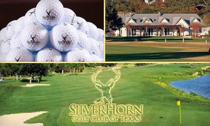 The Academy at SilverHorn Golf Club - Far North Central: $60 for One 30-Minute Private Lesson, One-Month Player's Club Membership, and Discounts at SilverHorn Golf Club of Texas