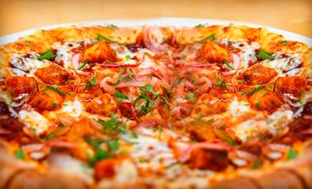 $20 Groupon to Dover Pizza Steak House & Lounge - Dover Pizza Steak House & Lounge in Calgary