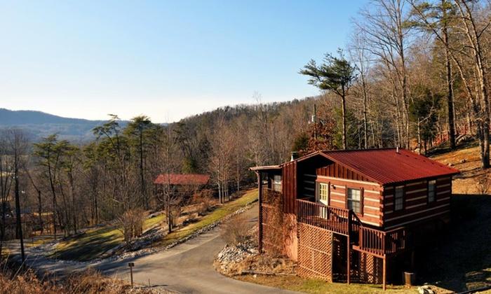 Tuckaleechee Retreat Center - Townsend, TN: 2- or 3-Night Stay in the Blue Spruce, Cedar Cove, or Bear Lodge Cabin at Tuckaleechee Retreat Center in Townsend, TN