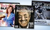 """MSP Communications-Mpls St. Paul Magazine: One- or Two-Year Subscription to """"Twin Cities Business"""" (Up to 55% Off)"""