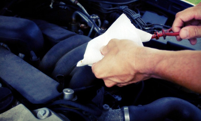 Richard Chevrolet - Stillmans Corner: $20 for Oil Change with Inspection at Richard Chevrolet in Cheshire ($40.95 Value)