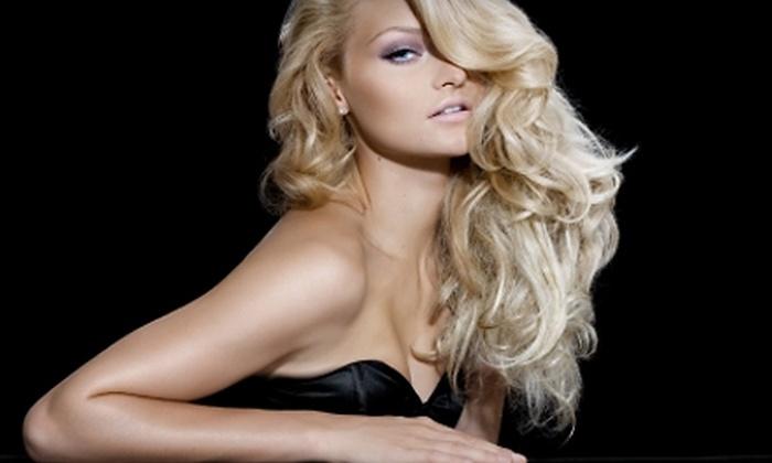 haircolorxperts - Las Vegas: Partial Highlight and Haircut or Keratin Treatment and Haircut at haircolorxperts