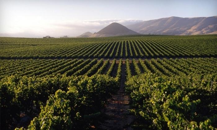 Roll Out the Barrels - San Luis Obispo: $27 for a Two-Day Wine-Tasting Ticket to Roll Out the Barrels Weekend in San Luis Obispo ($55 Value)