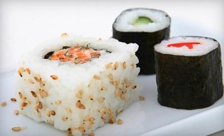 Joy Sushi: $20 Groupon for Lunch - Joy Sushi in Mountain View